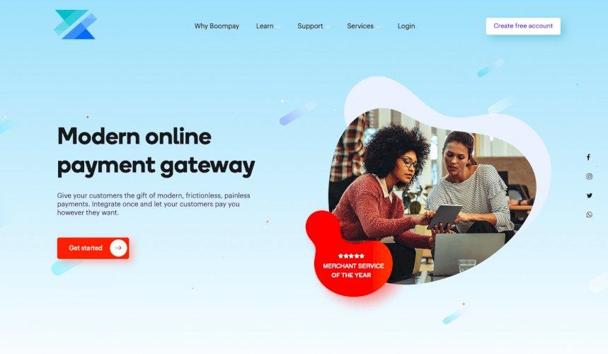 Loompay - Modern Payment Gateway