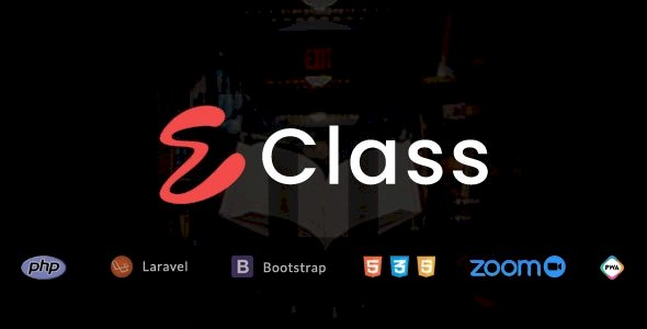 EClass – School Management System with zoom